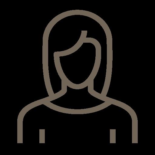 mujer icono